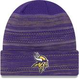 "New Era Minnesota Vikings 2017 NFL Sideline ""Cold Weather TD"" Knit Hat"