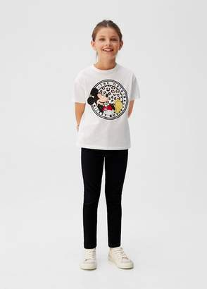 MANGO Mickey Mouse t-shirt