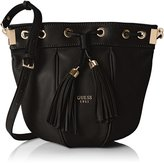 GUESS Solene Cross-Body Bucket Bag