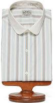 Ralph Lauren RRL Max Striped Club-Collar Shirt