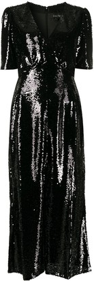 Saloni Sequin Dress