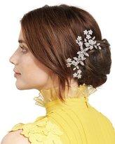Jennifer Behr Floral Swarovski® Crystal Hair Comb