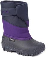Tundra Navy & Purple Pueblo Boot