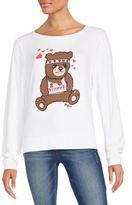 Wildfox Couture Teddy Hug BBJ Sweatshirt