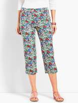 Talbots Perfect Skimmer - Floral
