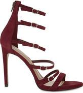 Aldo Nandra suede heeled sandals