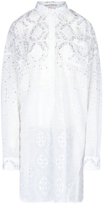 Ermanno Scervino Oversize Shirt