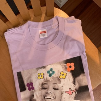 Supreme Purple Cotton Top for Women