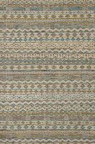"""Ecarpetgallery Hand-knotted Arlequin Open Field 5'0"""" x 7'8"""" Ivory 100% Wool area rug"""