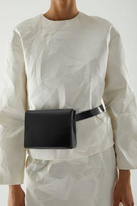 Cos Leather Belt Bag