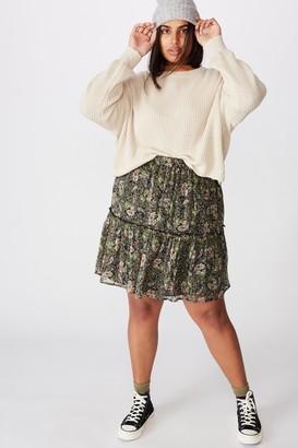 Cotton On Curve Finley Mini Skirt
