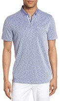 Ted Baker Men's Sogar Extra Trim Fit Print Polo