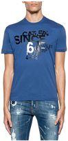 DSQUARED2 Elettric Blue T-shirt