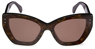 Alaia 99MM Cat Eye Sunglasses