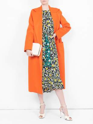 Maison Rabih Kayrouz concealed front coat