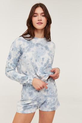 Ardene Tie-dye Soft PJ Shorts