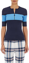 Tory Sport Women's Colorblocked Rib-Knit Sweater