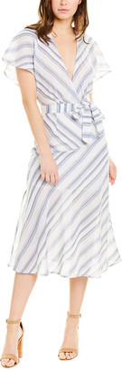 SUBOO Shoreline Midi Dress