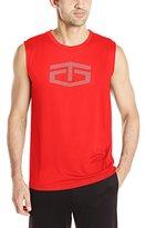 Tapout Men's Tech Power Button Muscle