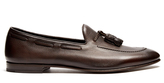 Fratelli Rossetti Montana leather loafers