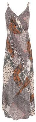 Opera 3/4 length dress