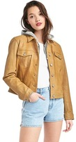 Gap The archive re-issue leather jacket