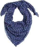 Armani Junior Logo Printed Fine Knit Scarf