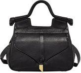 Foley + Corinna Brittany Leather Satchel Bag, Black
