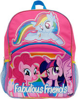 Asstd National Brand My Little Pony Fab Friends Backpack - Girls 7-16