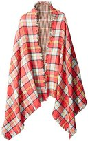 Woolrich Women's Double Duty Plaid Wrap