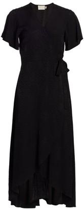 Nation Ltd. Trista Wrap Dress