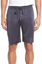 Daniel Buchler Luxe Silk Lounge Shorts