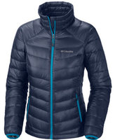 Columbia Women's Platinum 860 Turbodown Down Jacket