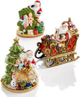 Fitz & Floyd Collectible Figurines, Holiday Musicals Collection
