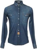 Roy Rogers ROŸ ROGER'S Denim shirts - Item 38691274