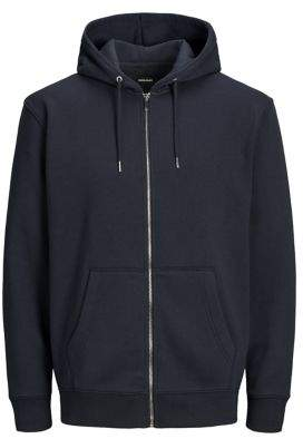 Jack and Jones Soft Sweat Cotton-Blend Hoodie