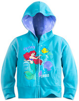 Disney Ariel and Flounder Hoodie for Girls