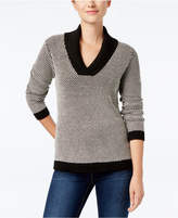 Charter Club Shawl-Collar Sweater, Created for Macy's