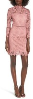 J.o.a. Women's Lace Sheath Dress