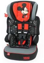 Disney Mickey Mouse Beline SP Group 123 Car Seat