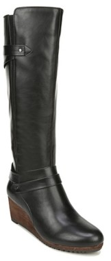 Dr. Scholl's Check It Wedge Boot