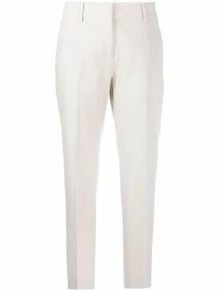 Piazza Sempione Straight Tailored Trousers