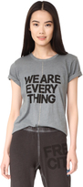 Freecity We Are Everything Short Sleeve T-Shirt