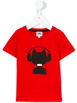 Karl Lagerfeld printed T-shirt - kids - Cotton - 36 mth