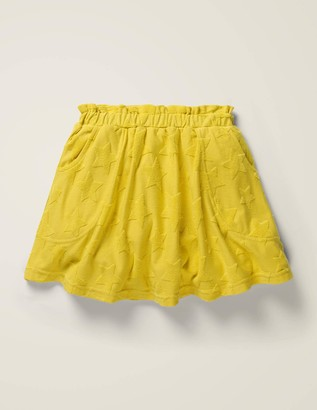 Fun Textured Towelling Skort
