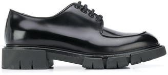 Fratelli Rossetti Ridged Sole Lace-Up Shoes