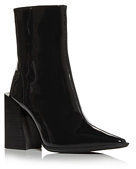 Jeffrey Campbell Women's High Block Heel Booties