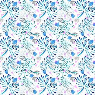 Amanda West Giclee Print - Florals