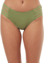 Seafolly Active Multi Strap Hipster Separate Pant Green
