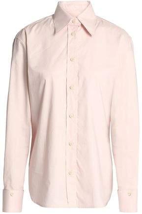 MM6 MAISON MARGIELA Cotton-Poplin Shirt